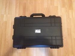 wetterfester-Xcase-Trolley