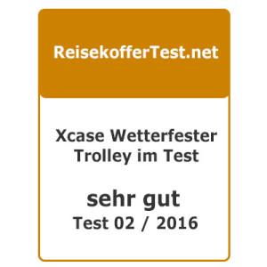 xcase-trolley-testergebnis